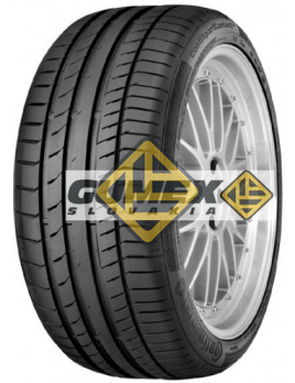 255/50R19 107W TL XL ContiSportContact 5 SUV SSR *