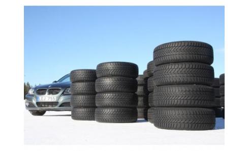 Test zimných pneumatík 2011 / 2012