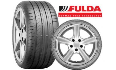 FULDA SportControl 2 - osobné UHP pneu