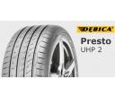 Debica Presto UHP2 - novinka v segmente UHP osobné pneu