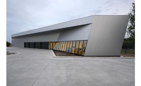 GUMEX Slovakia - nová prevádzková budova