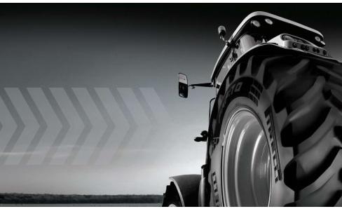 """Traktorové pneumatiky PIRELLI - """"znovuzrodenie"""""""