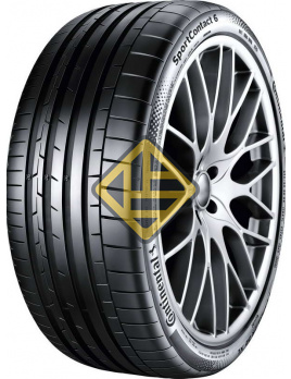 275/45R21 107Y FR SportContact 6 MO ContiSilent