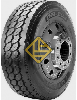 OH-203 385/65R22.5 160K TL M+S